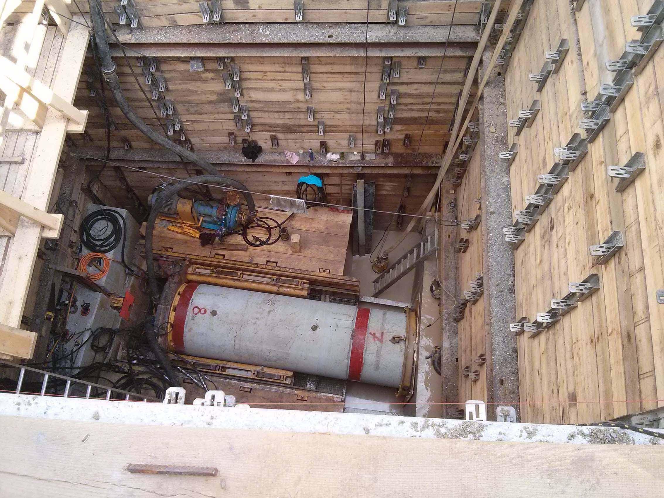 Реализация на проект за преминаване с хоризонтален сондаж